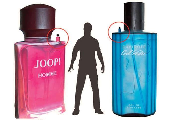 Facebook Twitter tausende likes in kürzester Zeit für Werbung Parfum xxl 3D dreidimenisonal