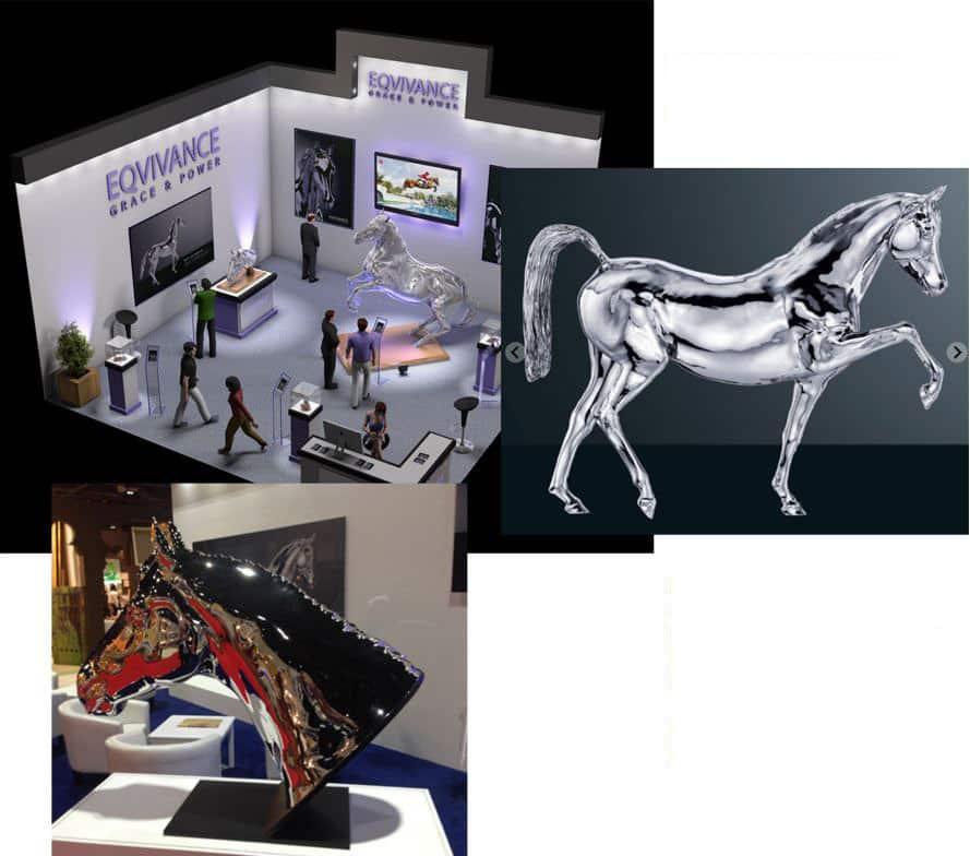3D Ideen, 3D Figuren, 3D Produktion,3D-Roboter 3D-xxl-Druck große Figuren