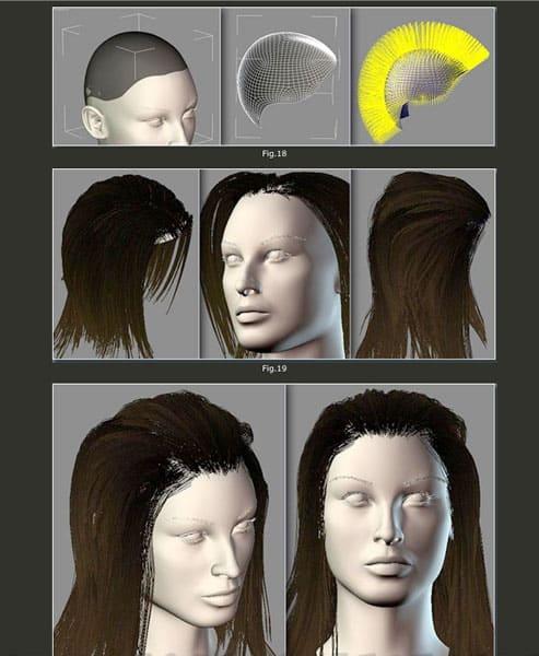 3D-Modelle werden aus einigen Fotos in intensiver Handarbeit von unseren 3D-Modeller gefertigt