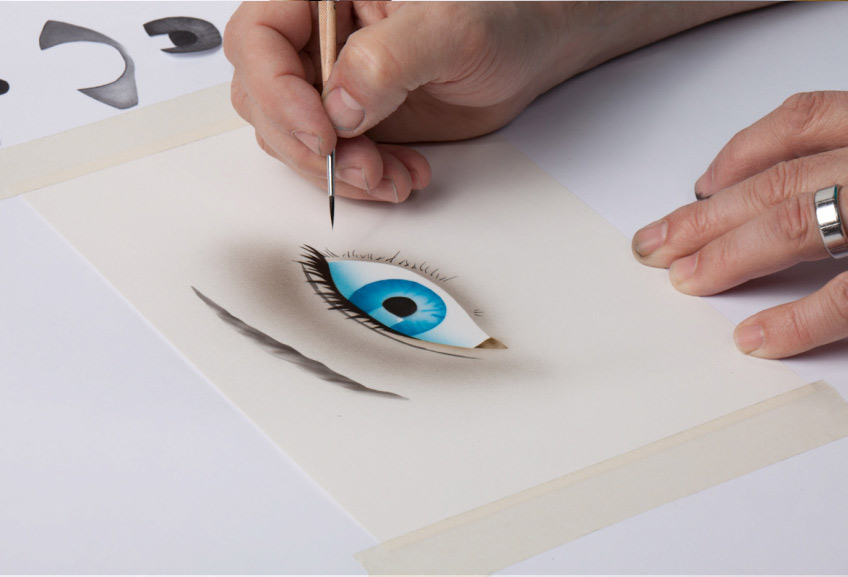 3D-Messeobjekte individuell in Cooperate Design, 3D-Modelle von Menschen fotorealistisches Aussehen, Messe, Eventmalerei