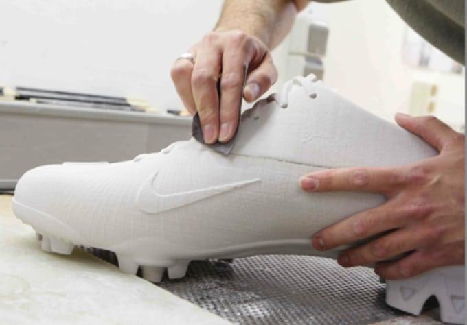 Nike Fußballschuhe 3D-Druck 3D-Culture, Schuhe für Ronaldo, Roony, Rivery