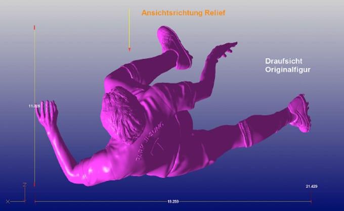 3D-Daten-ERstellung für Adidas Nike Puma von 3D Culture Marketing-Mix in super Grössen präsentiert, 3D-Werbeideen 3D Culture, 3d-Grossfiguren voll im Trend, Promotion-Aktionen Messeobjekte 3D, Werbetürme in 3D mit großen Objekten riesigen Skulpturen lebensgroßen Menschen