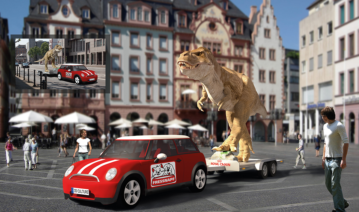 3d out of home 3d culture 3d figuren 3d ideen mobile for Produktdesign mainz