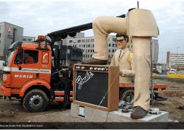 Ambient Media, lebensechte Figuren Skulpturen, Figuren Skulpturen Großobjekte,riesen große Sportartikelobjekte, ausgezeichnete Heros, monumentale Gigants, auffällige übergroße Sonderwerbeformen, übermenschliche großartige Werbefiguren, beeindruckende große Actionfiguren, Dekorationsfiguren GFK, bedeutende Statuetten, Miniaturen, Ausstattungen für Museum Bühne Film, Dekorationsbauten für Film und Theater, 3D-Druck xxl, Dekorationsmittel für den Messebau, gewaltig große Event-Dekoration, riesige Figuren, Figuren aus glasfaserverstärktem Kunststoff GFK, Figuren für Freizeitparks, märchenhafte Figuren für Schausteller, Figuren-Reproduktion, xxl- Styropor-Figuren, überdimensionale Styrodur-Figuren, individuelle Marmorfiguren, XXL Figuren, Bühnendekoration, Dekorationsbauten, Bildhauer- und Steinmetzarbeiten, Bronzefiguren, großartige Bronzeskulpturen, Bronzeguss, Großfiguren, Großplastiken, Objekte aus glasfaserverstärktem Kunststoff (GFK), wichtige Werbefiguren aus Kunststoff, Attrappen, Styrodur/PU-Schaum, 3D-Modelling, 3D-Daten von Fotos, Goldene Kamera, Messeobjekte, Airbrush, Big-Size-Installation, OOH, Blow-up-Werbung in 3D, Modellbau für Produktion und Design, GFK Sonderanfertigungen und Dummybau, Sonderanfertigungen, individuelle Skulpturen, Eventaktionen, Museen, populäre Prototypen, lebensechte Figuren Skulpturen, Oberlächen-Veredelung/Beschichtungen mit Metall, Restaurierungen, Aufsehend erregende Formen- und Modellbau B1 zertifiziert, Giesserei-Modellbau, Feuerfest-Modellbau, WM-Kampagne Nike, EM-Kampagne Adidas, 3D-Modelling Personen, realistische 3D-Modelle von Köpfen und Personen, 3D-Artists, Haustier in 3D, 3D-Fräsen, XXL 3D - Großfiguren und Riesenobjekte, Messe Exposition Ausstellung Markt Show, Skulptur Statue Kunstwerk Plastik Figur groß riesig XXL lebensgroß Torso Büste Denkmal Relief, Leichtbauweise Styropur - PU-Schaum-Kunststoff, Marmor-Carrara, temporäre Werbemaßnahme, Business Service, Digitalisierung organischer Formen, OOH xxl mobil Auto, Meet