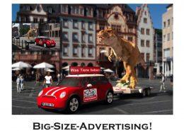 "Big-Size-Advertising! 3D Culture - The Milestone.Company, NEU: Out-of-home Werbung mit ""3D-Media to drive"" Messe-Figuren Werbefiguren Exponate groß lebensgroß XXL Skulpturen Messeobjekte 3D Culture, CMT Messe-Figuren Werbefiguren Exponate groß lebensgroß XXL Skulpturen Messeobjekte 3D Culture, Heim+Handwerk Messe-Figuren Werbefiguren Exponate groß lebensgroß XXL Skulpturen Messeobjekte 3D Culture, ISH Messe-Figuren Werbefiguren Exponate groß lebensgroß XXL Skulpturen Messeobjekte 3D Culture, Consumenta Messe-Figuren Werbefiguren Exponate groß lebensgroß XXL Skulpturen Messeobjekte 3D Culture, Light+Building Messe-Figuren Werbefiguren Exponate groß lebensgroß XXL Skulpturen Messeobjekte 3D Culture, Du und Deine Welt Messe-Figuren Werbefiguren Exponate groß lebensgroß XXL Skulpturen Messeobjekte 3D Culture, Equitana Messe-Figuren Werbefiguren Exponate groß lebensgroß XXL Skulpturen Messeobjekte 3D Culture, Internationale Handwerksmesse Messe-Figuren Werbefiguren Exponate groß lebensgroß XXL Skulpturen Messeobjekte 3D Culture, Games Convention Messe-Figuren Werbefiguren Exponate groß lebensgroß XXL Skulpturen Messeobjekte 3D Culture, Mode-Heim-Handwerk Messe-Figuren Werbefiguren Exponate groß lebensgroß XXL Skulpturen Messeobjekte 3D Culture. Lebensgroße individuelle Menschen groß überdimensional sportlich Manager Figuren lebensgroß Männer lebensgroß Kinder Jugendliche individuell berühmte Personen Personen lebensgroß männlich weiblich wetterfest individuelle Werbefiguren Messen Event, große lebensgroße Werbung, große lebensgroße Werbefiguren,"